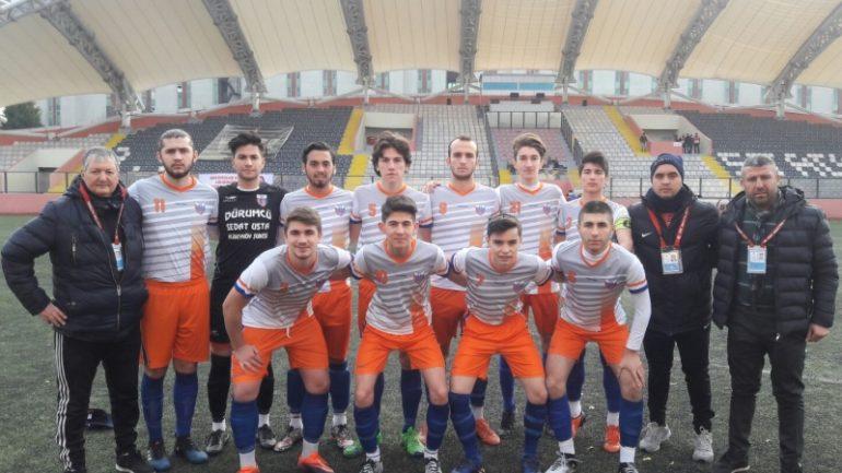 Mustafakemalpaşaspor 1-4 Alibeyköyspor