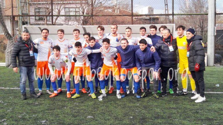 Alibeyköyspor 2-1 İstanbul Güngörenspor
