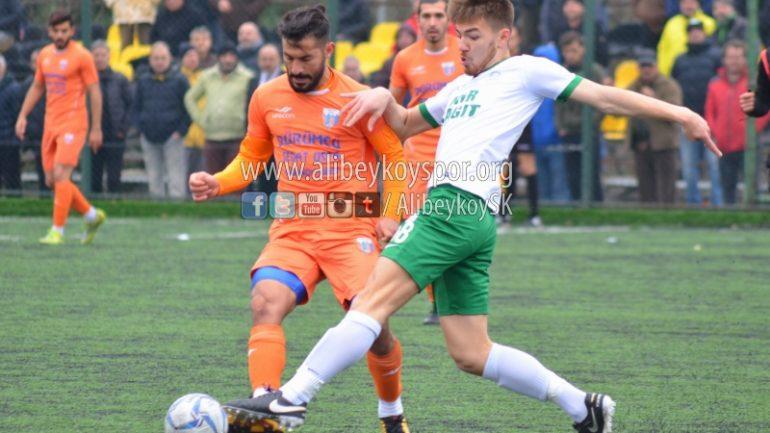 Çengelköyspor 1-0 Alibeyköyspor