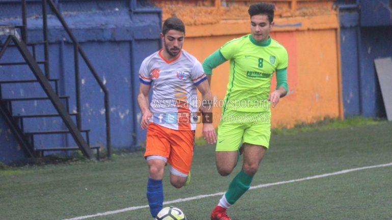Alibeyköyspor 2-0 Osmaniye İstiklalspor
