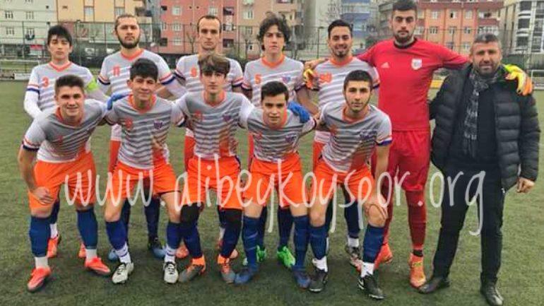 Haznedarspor 1-3 Alibeyköyspor
