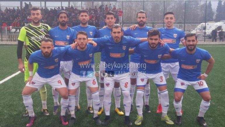 Beyköy Belediyespor 2-3 Alibeyköyspor