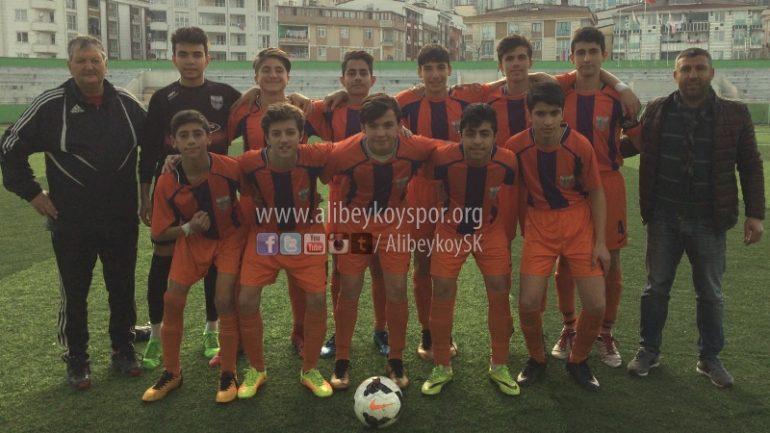 Anadolu Esenyurtspor 1-2 Alibeyköyspor