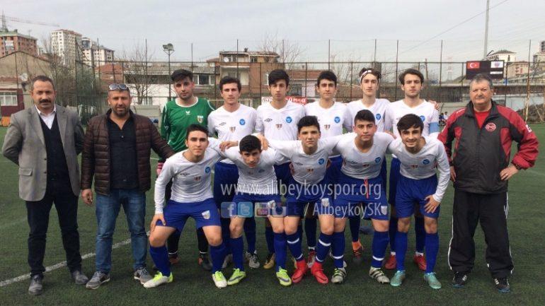 Yeşilılgazspor 3-2 Alibeyköyspor