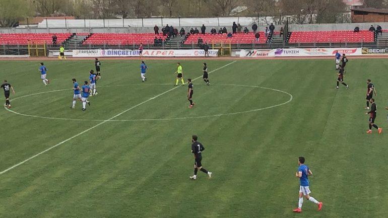 TKİ Tavşanlı Linyitspor 1-1 Alibeyköyspor