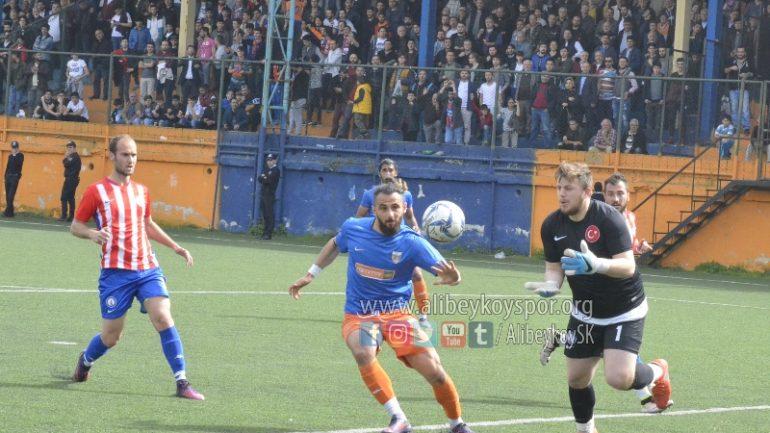 Alibeyköyspor 2-1 Dumlupınar Üniversitesispor