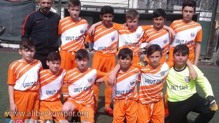Alibeyköyspor 2-0 Araphanspor