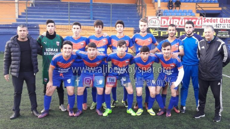 Alibeyköyspor 4-1 Avcılar Gümüşpalaspor