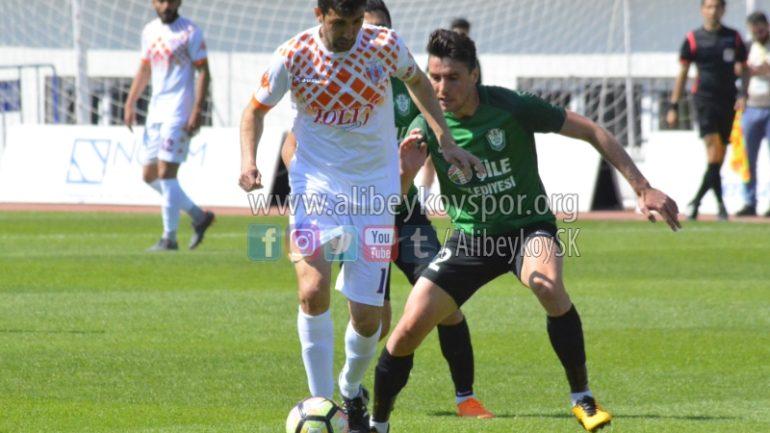 Şile Yıldızspor 2-0 Alibeyköyspor
