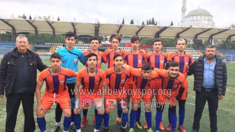 Kadırgaspor 1-3 Alibeyköyspor