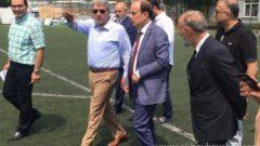 Mehmet Baykan Kulübümüzü Ziyaret Etti