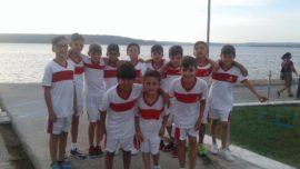 U10 Takımımız Çanakkale'de