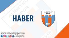 Gelişim Liglerinde 14. haftada Kırklarelispor'la karşılaştık