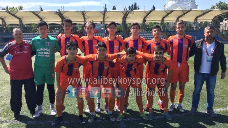 Telsizspor 1-6 Alibeyköyspor