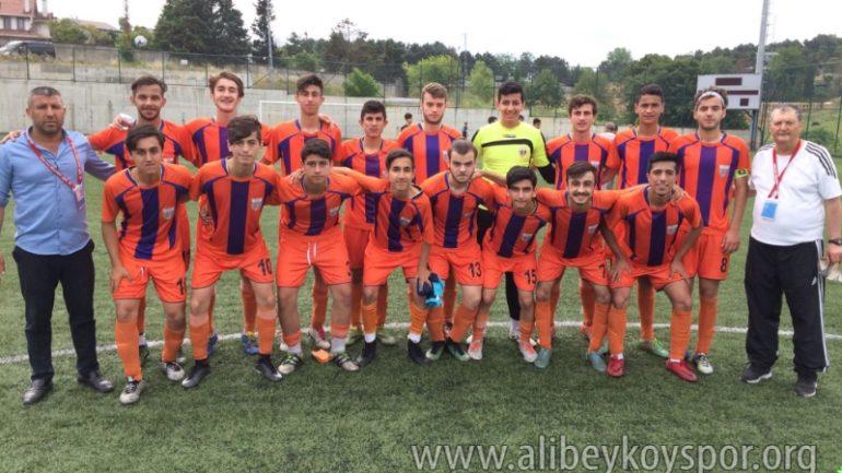 U17 Takımımız sezonu 2. sırada tamamladı