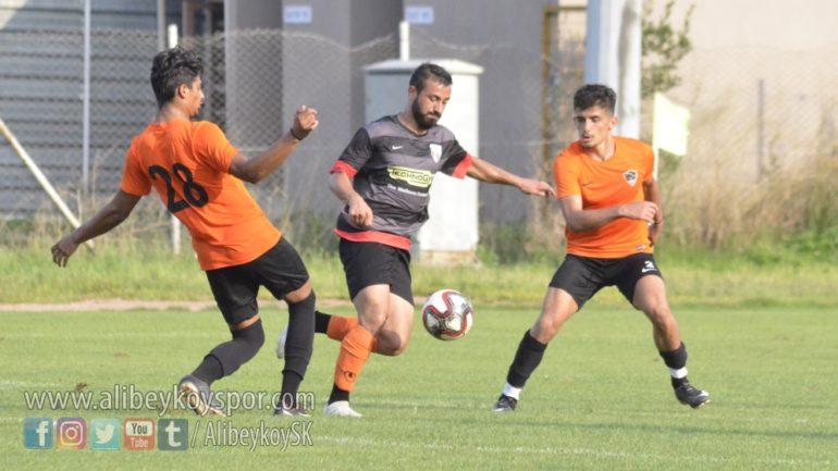 Körfezspor 2-0 Alibeyköyspor [Hazırlık Maçı]