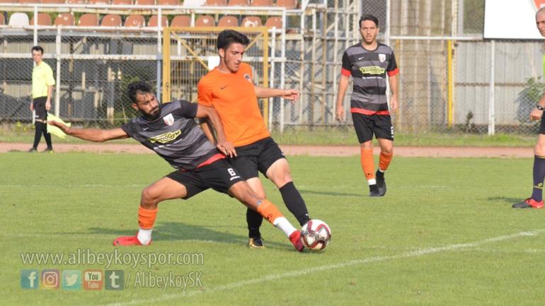Körfezspor 2-0 Alibeyköyspor [Maç Fotoğrafları]