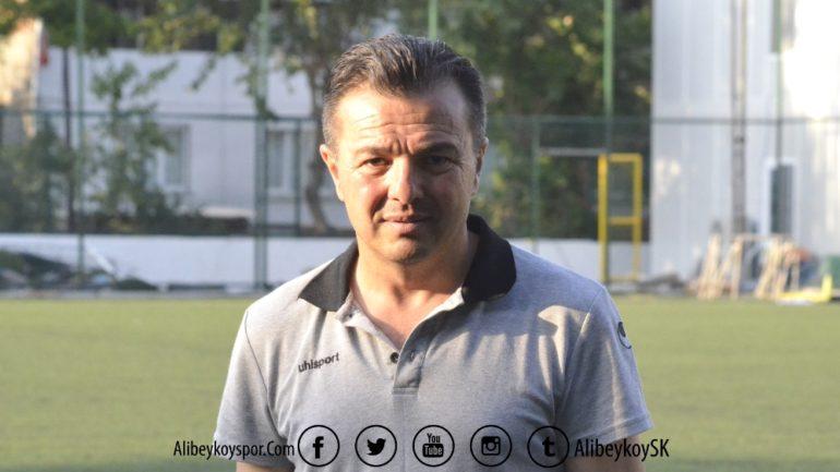 Teknik Direktörümüz Zeki Ersoy'un açıklamaları