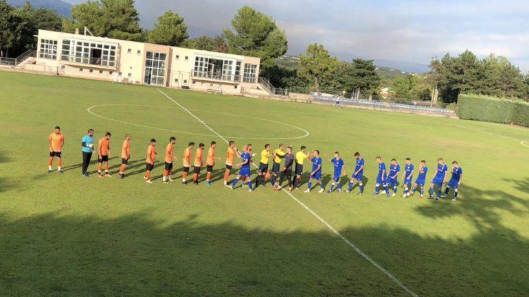 HNK Capljina 0-2 Alibeyköyspor [Hazılık maçı]