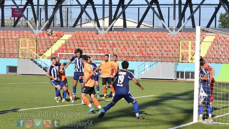 Alibeyköyspor 0-0 Bağcılarspor [Maç Fotoğrafları]
