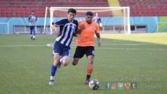Alibeyköyspor 0-0 Bağcılarspor [Hazırlık maçı]