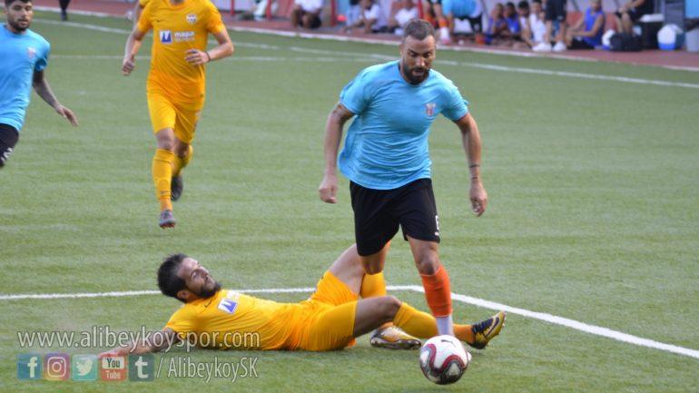 Eyüpspor 1-2 Alibeyköyspor [Hazırlık maçı]