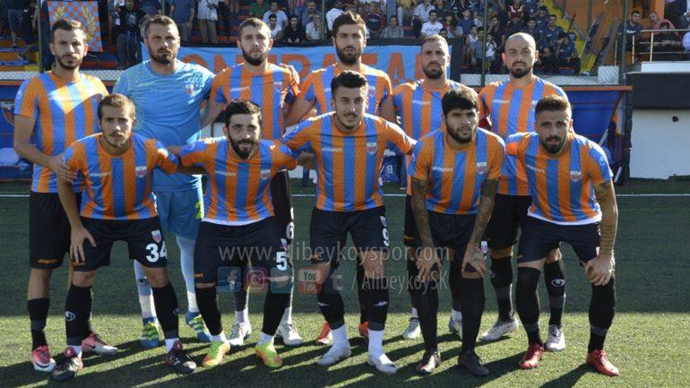 Alibeyköyspor 2-2 Karşıyaka [Maç Fotoğrafları]