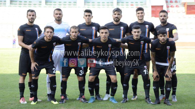 Sultanbeyli Belediyespor 1-0 Alibeyköyspor [Maç Fotoğrafları]