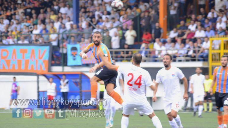 Alibeyköyspor 0-0 Elaziz Belediyespor