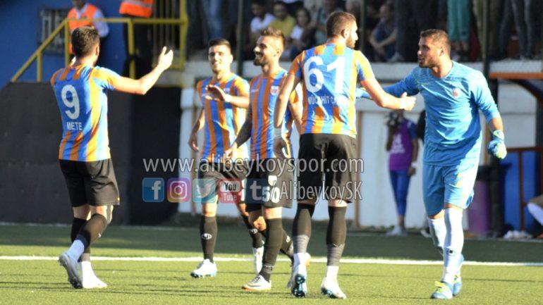 Alibeyköyspor 2-2 Karşıyaka