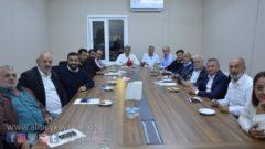 Yönetim Kurulu toplantımız yapıldı
