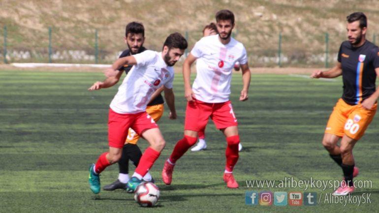 Silivrispor 1-0 Alibeyköyspor [Ziraat Türkiye Kupası]