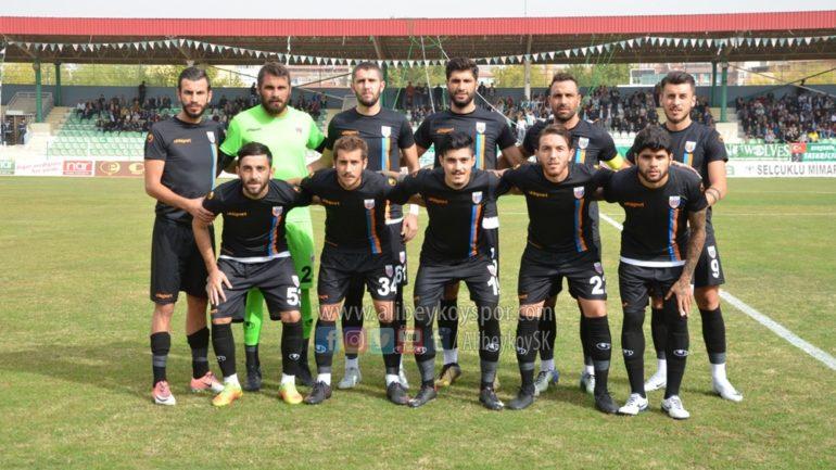 Kırşehir Belediyespor 2-1 Alibeyköyspor [Maç Fotoğrafları]
