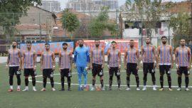 Alibeyköyspor 1-1 Esenler Erokspor [Maç Fotoğrafları]