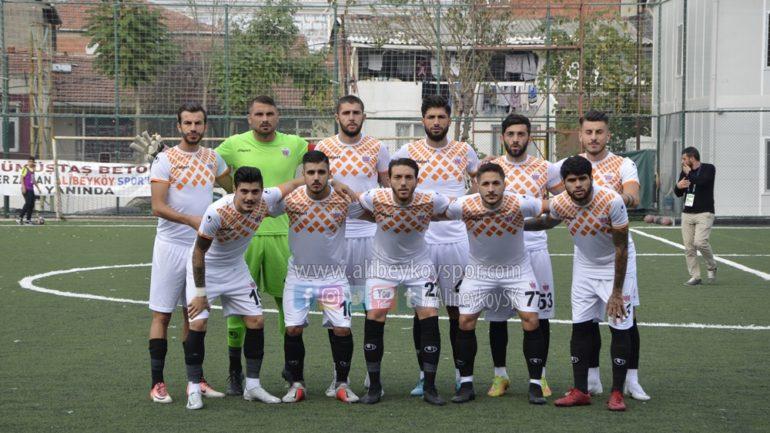 Alibeyköyspor 1-3 Altındağ Belediyespor [Maç Fotoğrafları]