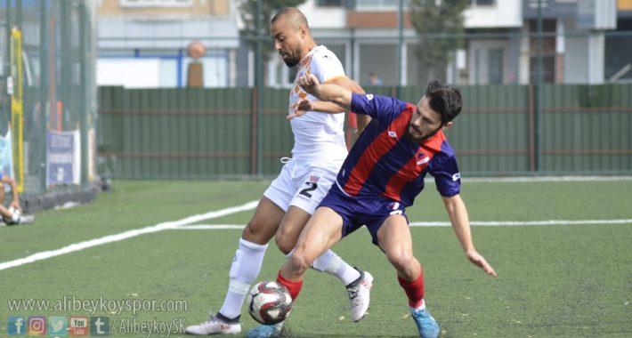 Alibeyköyspor 2-1 Düzcespor