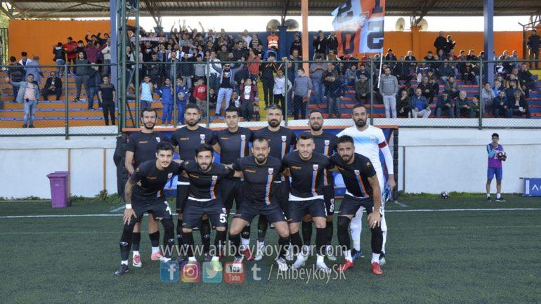 Alibeyköyspor 1-1 Osmaniyespor FK [Maç Fotoğrafları]