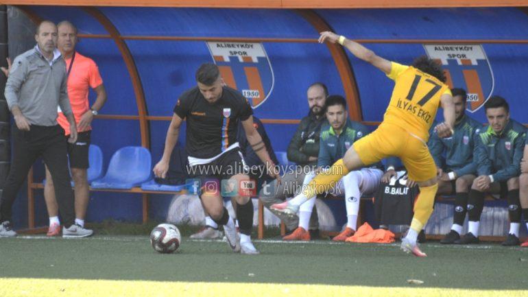 Alibeyköyspor 1-1 Osmaniyespor FK