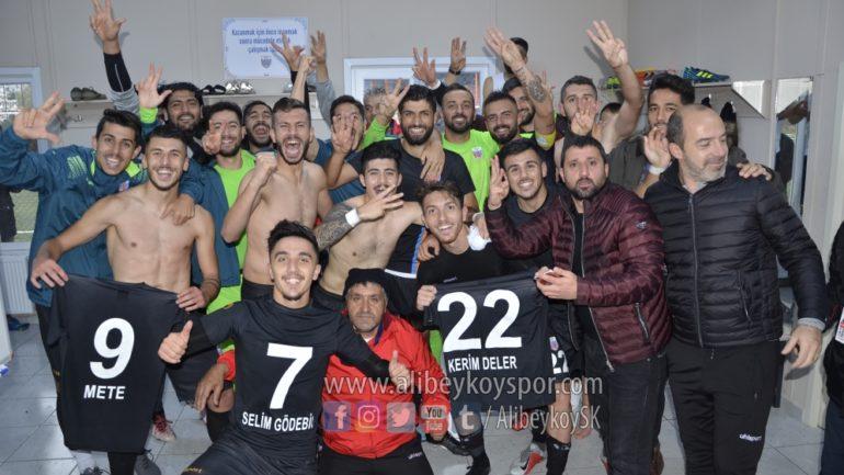 Alibeyköyspor 3-2 Pazarspor