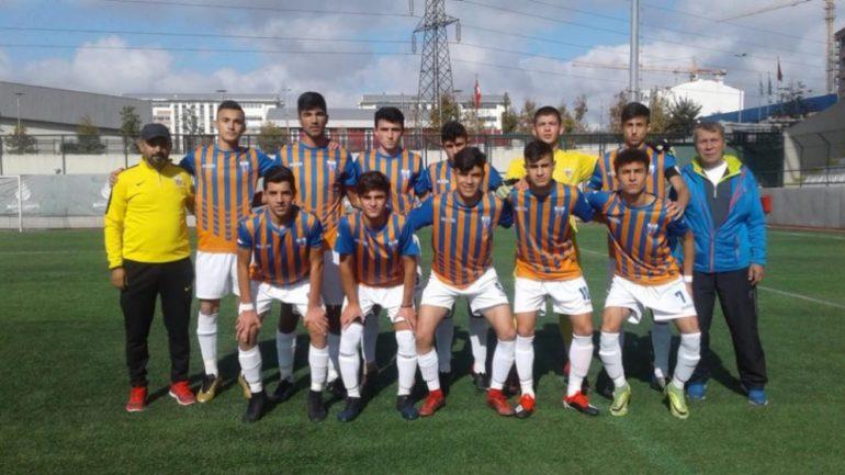 Gelişim Liglerinde 8. haftada Bayrampaşaspor'la karşılaştık