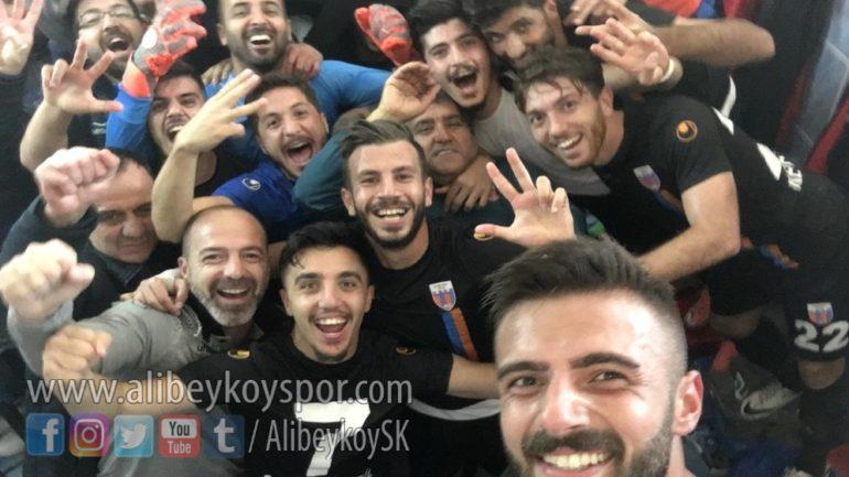 Bergama Belediyespor 2-3 Alibeyköyspor