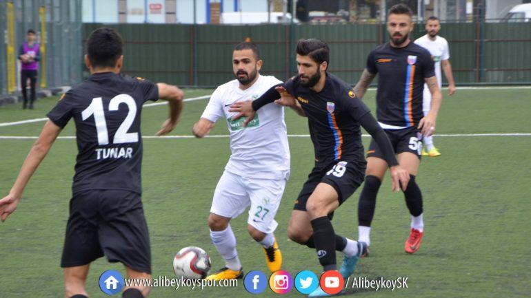 Alibeyköyspor 2-1 Adıyaman 1954 Spor