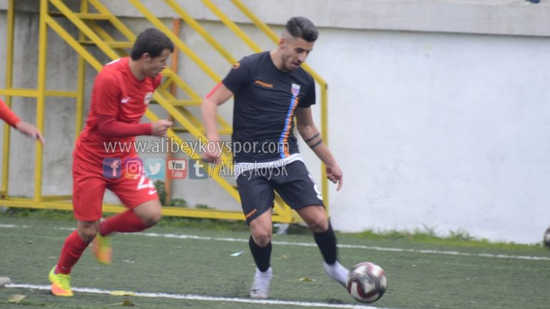 Alibeyköyspor 2-1 Hüseyin Koçer İnşaat Çatalcaspor