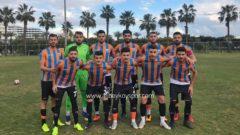 Alibeyköyspor 7-0 Barbaros Türkgücü Spor [Hazırlık Maçı]