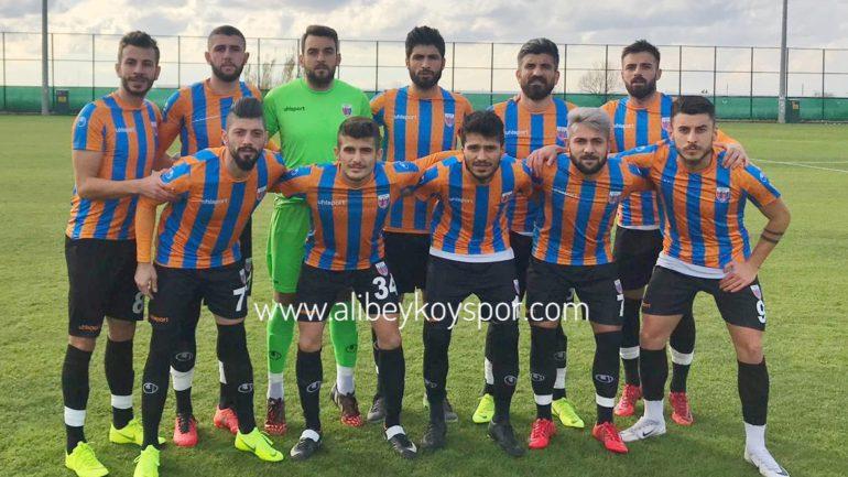 Alibeyköyspor 2-1 Tokatspor [Hazırlık Maçı]