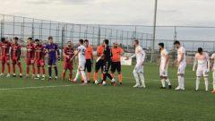 Alibeyköyspor 3-1 Yeni Çorumspor [Hazırlık Maçı]