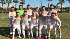 Alibeyköyspor 2-2 Belediye Derincespor [Hazırlık Maçı]