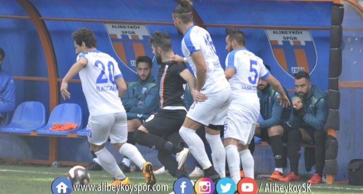 Alibeyköyspor 4-0 Sultanbeyli Belediyespor