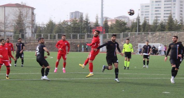 Elaziz Belediyespor 3-2 Alibeyköyspor
