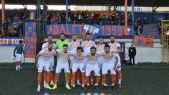 Alibeyköyspor 0-1 Van Büyükşehir Belediyespor [Maç Fotoğrafları]
